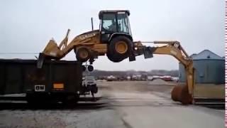 видео ремонт строительной техники