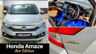 2019 Honda Amaze Ace Edition | First on YouTube | Ujjwal Saxena