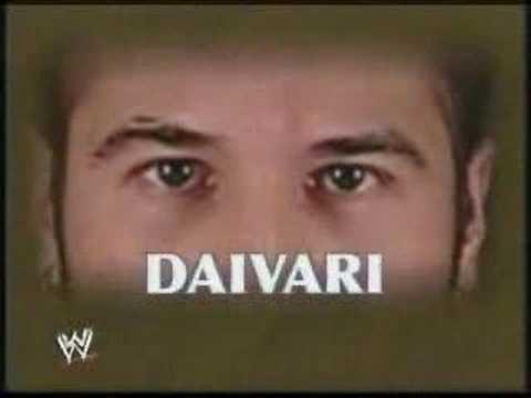 Daivari's Titantron