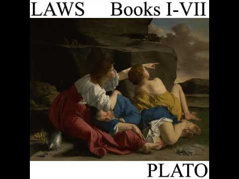 Laws - Books 1-7 by Plato