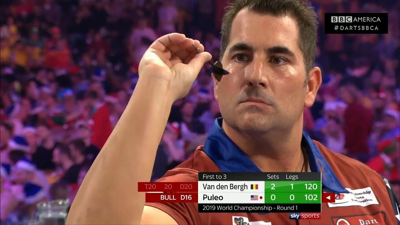 More Highlights from Week 1   World Darts Championship 2018-19   BBC America
