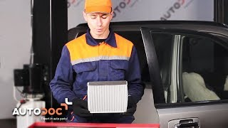 Onderhoud Nissan X Trail t30 - instructievideo