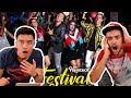 REACCIONANDO A FESTIVAL DE LOS POLINESIOS & REDONE | CRÍTICA CANCIÓN | WOW QUÉ PASA
