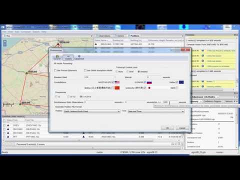 SurveyGNSS 2016 | Selecting Candidate Static Vectors