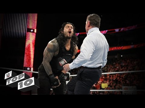 Nastiest low blows: WWE Top 10