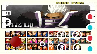 The King Of Fighters 2001 (PlayStation 2 Hack) In Android By Sunny