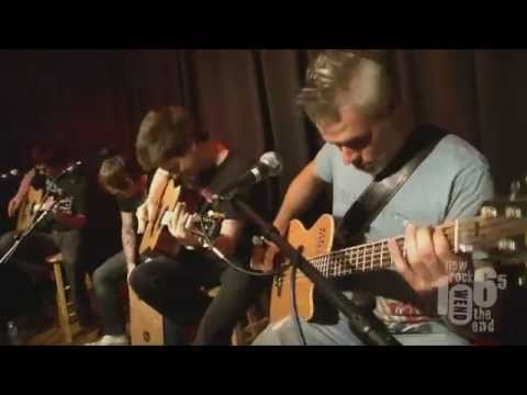Crossfade - Dear Cocaine (Studio Acoustic) - 2011