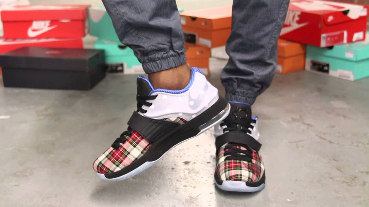 e9284bf899e ... ireland kd vii ext cnvs qs plaid polka dot on feet video at exclucity  3afef 049cf