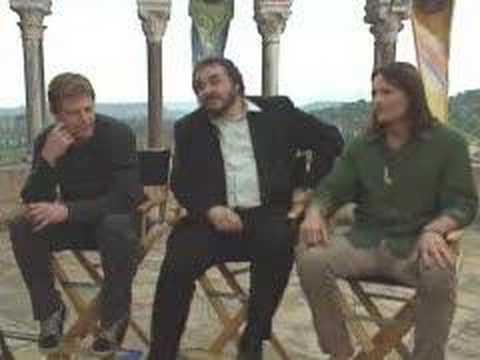 John,Sean&Viggo Interview In Canne 2