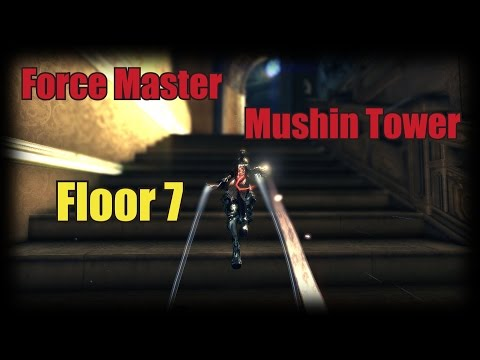 Force Master Mushin Tower Floor 7 Junghado In-Depth PvE Guide / Explanation - Blade And Soul