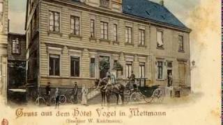 Breitestraße in Mettmann im Wandel der Zeit