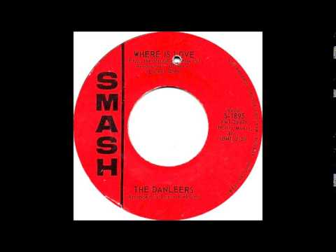 The Danleers - Where Is Love / The Angels Sent You- 1964 Smash 1895.