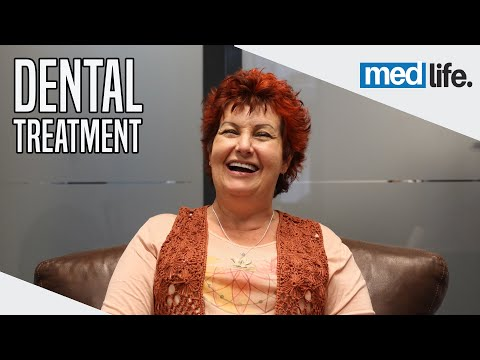 Sharon's Medical Journey in Turkey | Dental Treatment