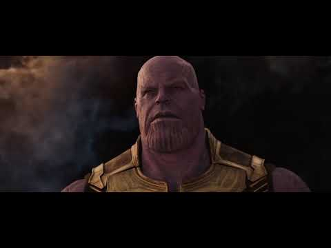 The Avengers Infinity War trailer but every time Thanos talks it's Korg instead