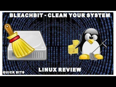 How To | Clean Ubuntu | BleachBit Tutorial
