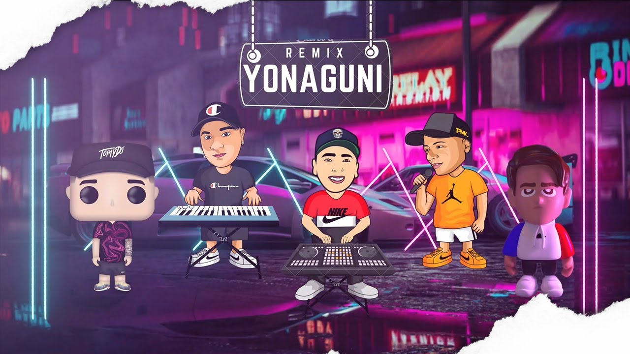 PMK Ft. @Tomy DJ @DJ Roma Oficial | Yonaguni ♪