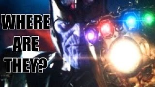 WHERE ARE THE INFINITY STONES IN THE MARVEL CINEMATIC UNIVERSE?