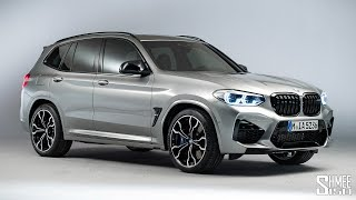 Check out the New BMW X3M Competition! | FIRST LOOK
