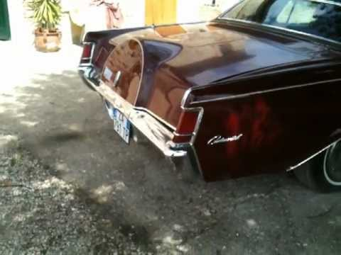 '69 Lincoln Continental Mark III Flowmaster 40 sound