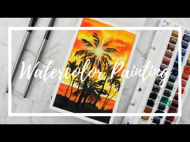 Palm Tree Bliss   artbybee7  