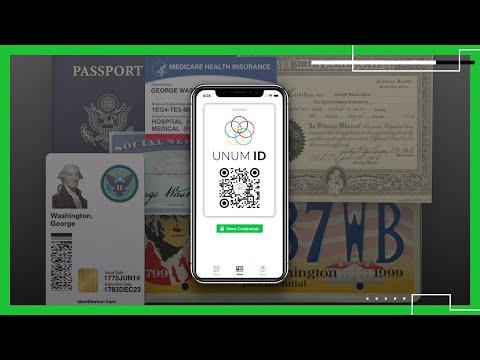 Unum ID is a blockchain based single identity platform