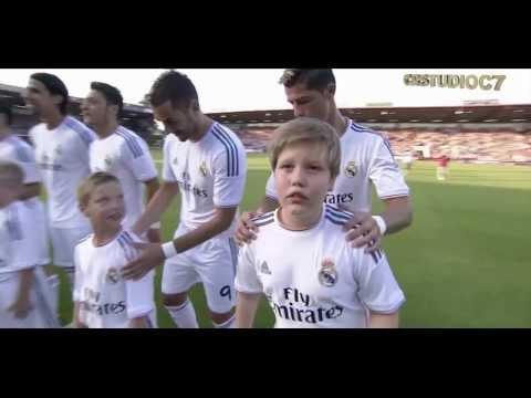 Cristiano Ronaldo Skills - New Kings ft.Vicetone 2013/14 HD