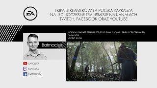 Polska Liga Battlefield - Finał trybu Potyczki na PS4