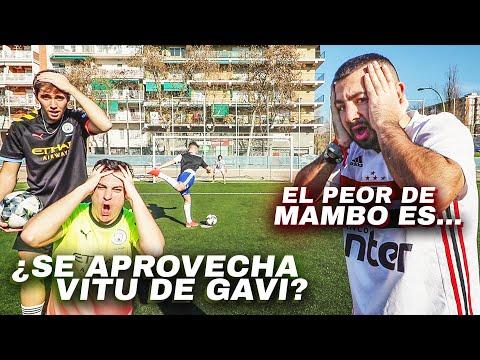 PENALTIS DE LA VERDAD... MUY COMPROMETIDAS!!