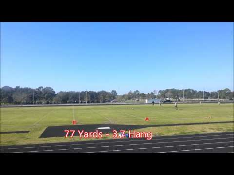 Nick Bruno Class of 2014 Kickoff Workout