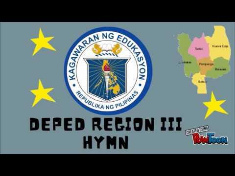 DEPED REGION 3 HYMN WITH LYRICS