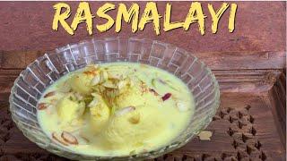घर पर बनाये हलवाईयो जैसी सॉफ्ट रसमलाई  - Rasmalayi