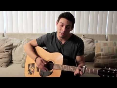 Perfect for Me - Ron Pope (Acoustic Cover)