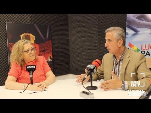ENTREVISTA: Hablamos con Juan Pérez, alcalde de Lucena 48 horas después de su toma de posesión