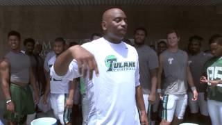 """ALS Ice Bucket Challenge - Head Coach Curtis """"CJ"""" Johnson"""