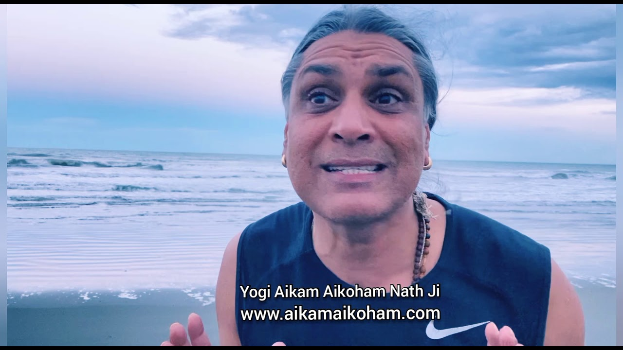 Being aware doesn't mean you are Healed - Yogi Aikam Aikoham Nath Ji