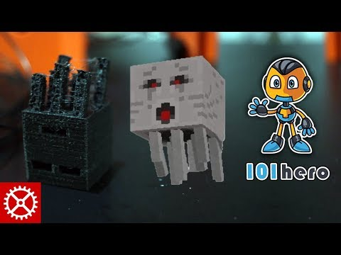 101Hero 3D Prints, YouTube Keyword Search Tool, Raspberry Pi Cluster, Home Automation - VLOG #0004