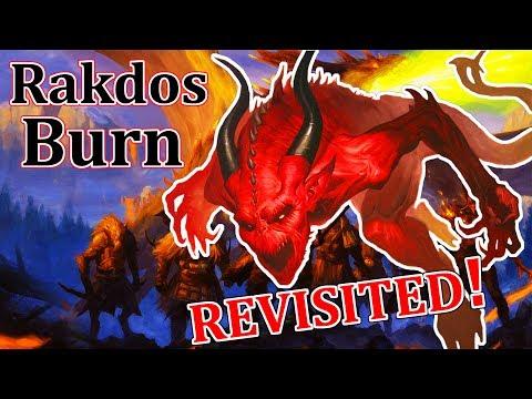 Modern Rakdos Burn w/ Claim/Fame - Continued!