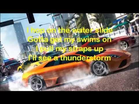 The Crew OST (2014): Kids - Sleigh Bells w/ lyrics