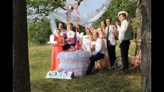 Студия свадебного декора  Алфея. Оформление фото-зон.