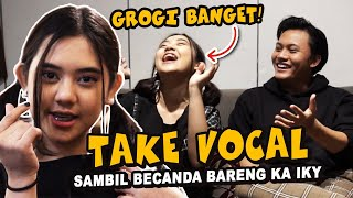 Download Mp3 BERCANDA BARENG KA RIZKY FEBIAN SELAMA TAKE VOCAL PROSES RECORDING TERLUKIS INDAH
