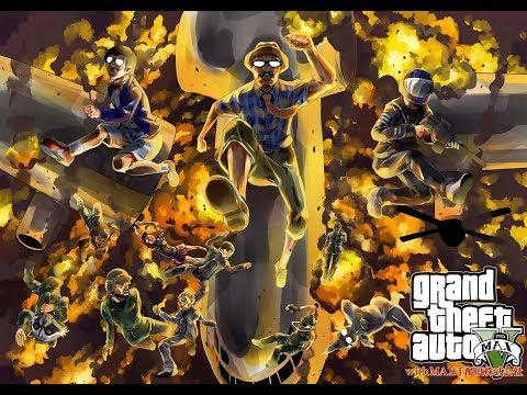 【live】PS4版GTA5オンラインで遊ぼう【参加希望者は説明文を必ず読んで下さい】