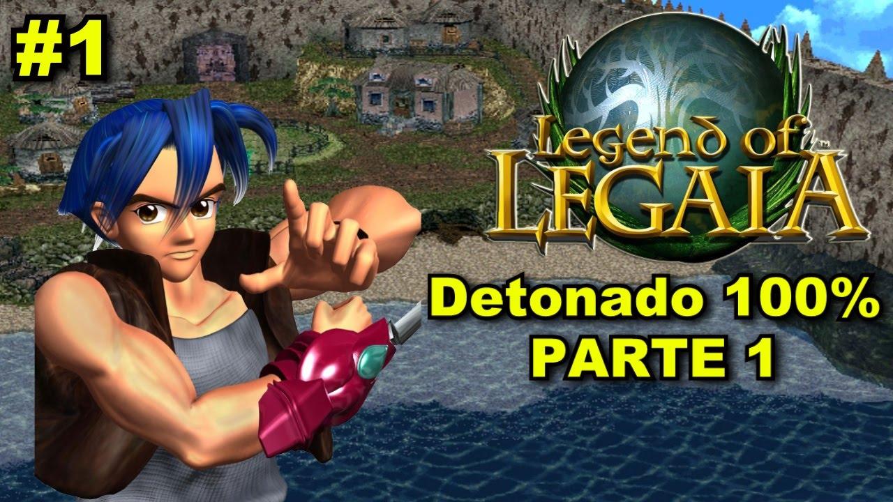 legend of legaia psx