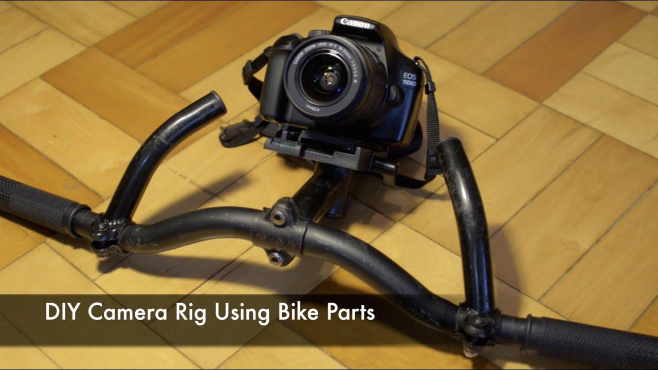 Pvc Pipe Camera : Diy camera rig using bike parts youtube