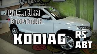 А7: ЧипПуем Kodiaq