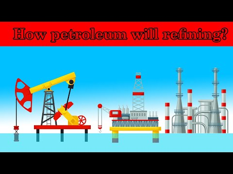 How is petroleum forming and refining | Science and Tech Tamil