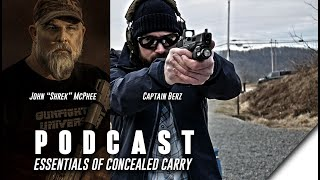 "Gambar cover Concealed Carry Podcast (John ""Shrek"" McPhee & Captain Berz)"