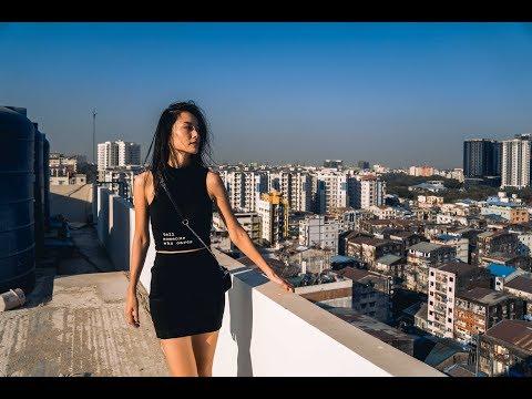 Exploring Yangon's Rooftops - VLOG
