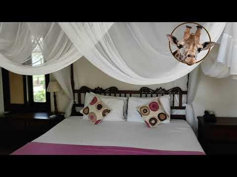 Jacaranda Indian Ocean Beach Resort  Diani beach Kenya