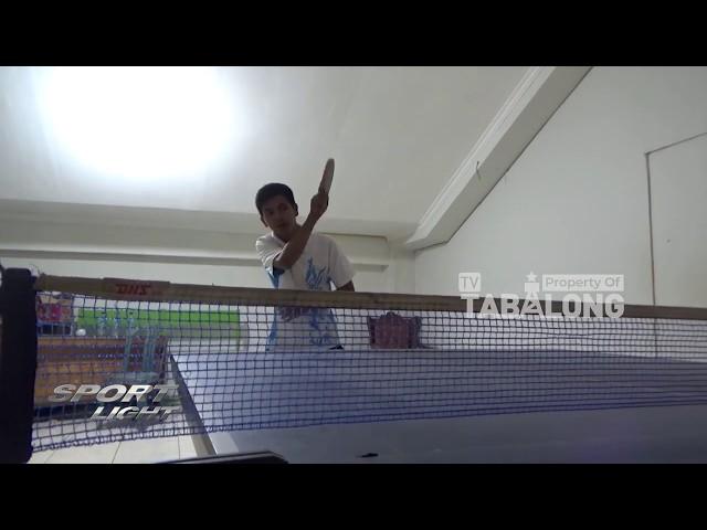 Sport Light - Latihan Tenis Meja POPDA 2020