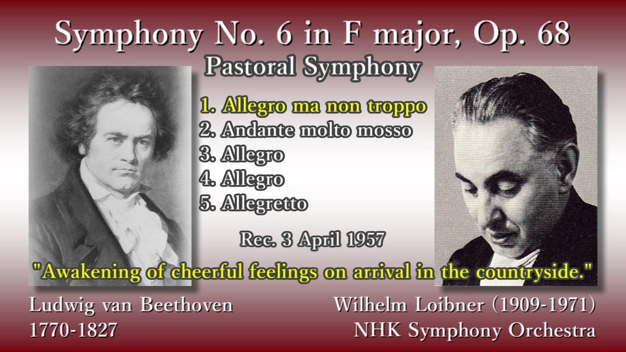 Beethoven: Symphony No. 6, Loi...